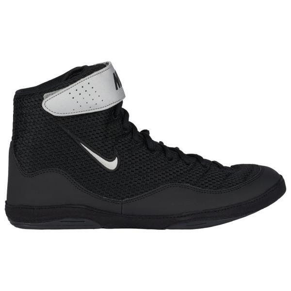 ナイキ Nike メンズ レスリング シューズ・靴 Inflict 3 Black/Metallic Silver/White