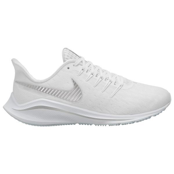 ナイキ Nike レディース ランニング・ウォーキング エアズーム シューズ・靴 Air Zoom Vomero 14 White/Metallic Silver/Aura