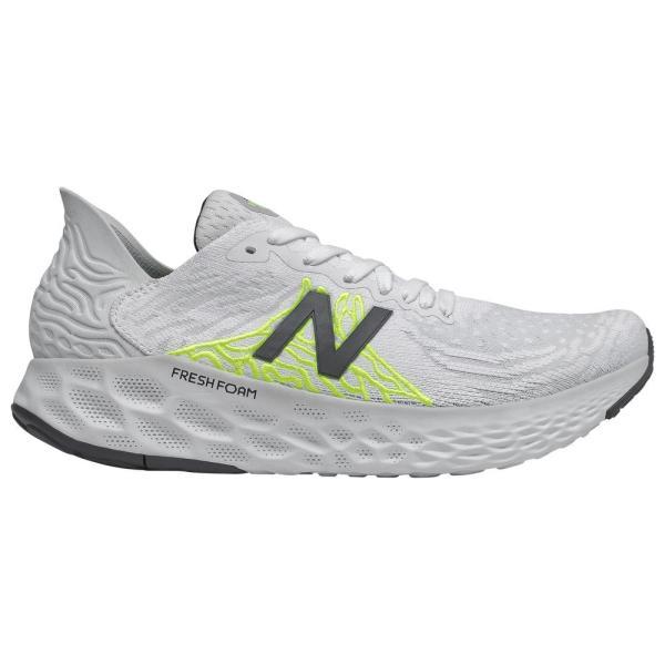 ニューバランス New Balance レディース ランニング・ウォーキング シューズ・靴 Fresh Foam 1080 V10 Light Aluminum/White/Lime Glo