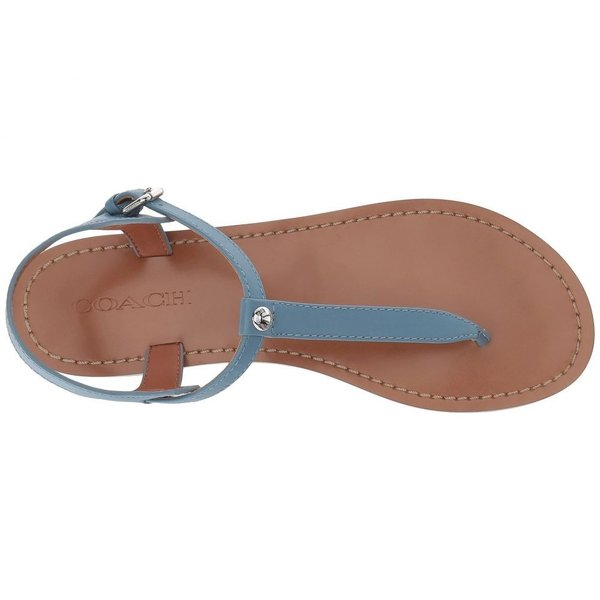【残り1点!】【サイズ:6.5xM】コーチ COACH レディース シューズ・靴 サンダル・ミュール T-Strap Sandal