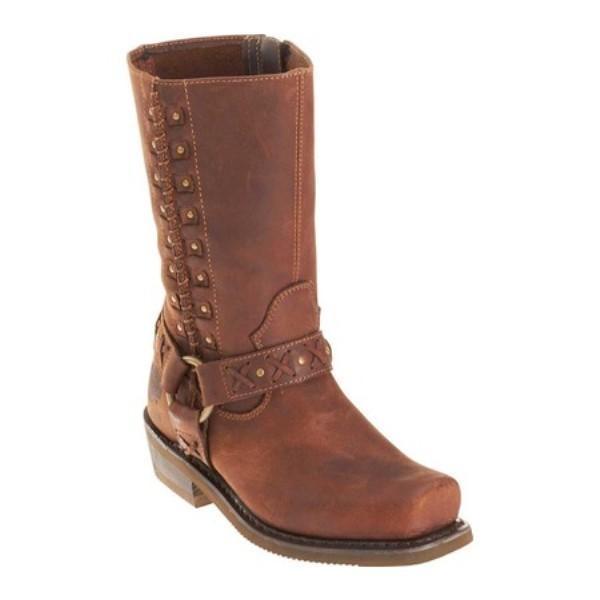【残り1点!】【サイズ:7.5-M】ハーレーダビッドソン Harley-Davidson レディース シューズ・靴 ブーツ Auburn Riding Boot|fermart-shoes