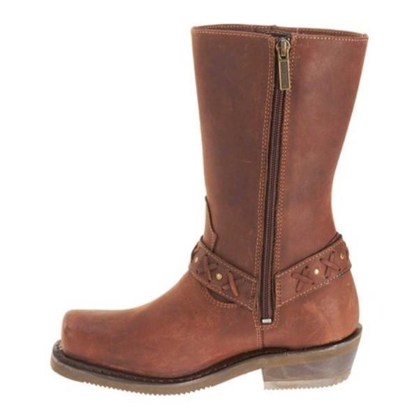 【残り1点!】【サイズ:7.5-M】ハーレーダビッドソン Harley-Davidson レディース シューズ・靴 ブーツ Auburn Riding Boot|fermart-shoes|02