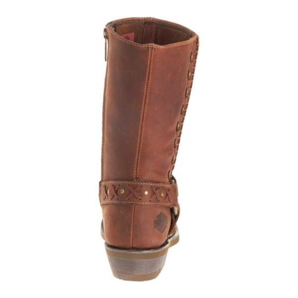 【残り1点!】【サイズ:7.5-M】ハーレーダビッドソン Harley-Davidson レディース シューズ・靴 ブーツ Auburn Riding Boot|fermart-shoes|03