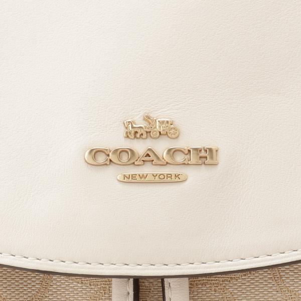 【即納】コーチ Coach レディース バックパック・リュック バッグ ELLE BACKPACK IMDQC シグネチャー エル ジャカード F73313|fermart-shoes|04
