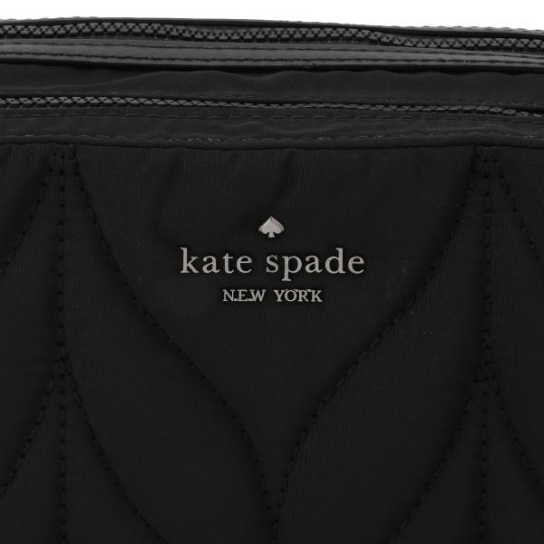 【即納】ケイト スペード Kate spade レディース ショルダーバッグ バッグ Llie Double Zip Camera BLACK カメラバッグ リーフステッチ fermart-shoes 07