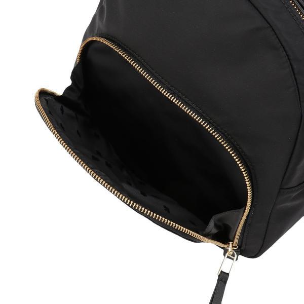 【即納】ケイト スペード Kate spade レディース バックパック・リュック バッグ Dawn Medium Backpack BLACK ロゴ スペード柄裏地|fermart-shoes|04