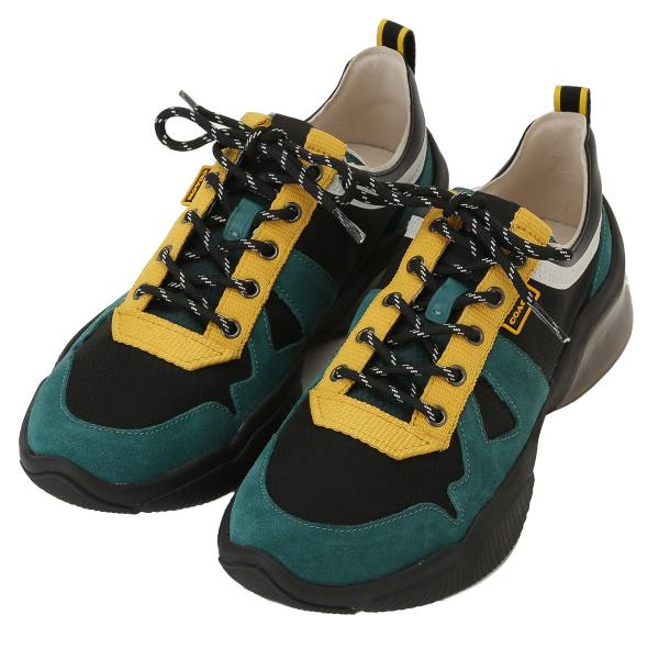 【即納】コーチ Coach メンズ スニーカー シューズ・靴 Citysole Runner G4939 QD7 ハイテク|fermart-shoes