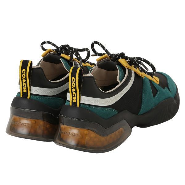 【即納】コーチ Coach メンズ スニーカー シューズ・靴 Citysole Runner G4939 QD7 ハイテク|fermart-shoes|02