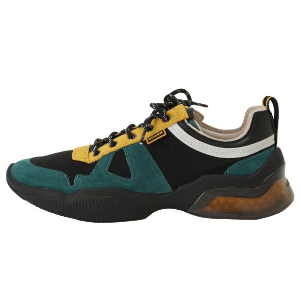 【即納】コーチ Coach メンズ スニーカー シューズ・靴 Citysole Runner G4939 QD7 ハイテク|fermart-shoes|03