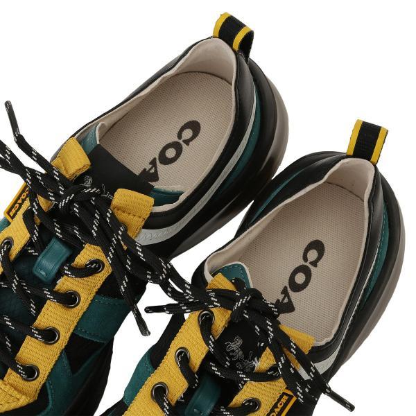 【即納】コーチ Coach メンズ スニーカー シューズ・靴 Citysole Runner G4939 QD7 ハイテク|fermart-shoes|06