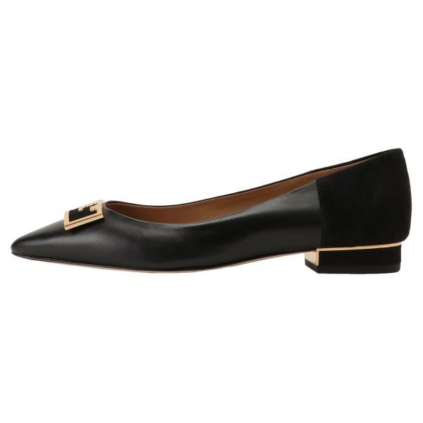 【即納】トリー バーチ Tory Burch レディース パンプス シューズ・靴 Gigi 20Mm Pointy Toe Flat 60316 Perfect Black ポインテッドトゥ フラット|fermart-shoes|03