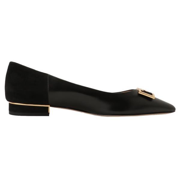 【即納】トリー バーチ Tory Burch レディース パンプス シューズ・靴 Gigi 20Mm Pointy Toe Flat 60316 Perfect Black ポインテッドトゥ フラット|fermart-shoes|04