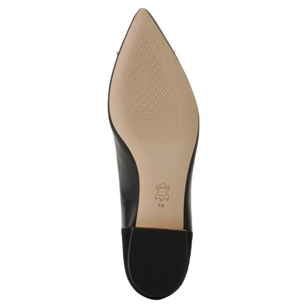 【即納】トリー バーチ Tory Burch レディース パンプス シューズ・靴 Gigi 20Mm Pointy Toe Flat 60316 Perfect Black ポインテッドトゥ フラット|fermart-shoes|05