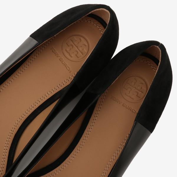 【即納】トリー バーチ Tory Burch レディース パンプス シューズ・靴 Gigi 20Mm Pointy Toe Flat 60316 Perfect Black ポインテッドトゥ フラット|fermart-shoes|06