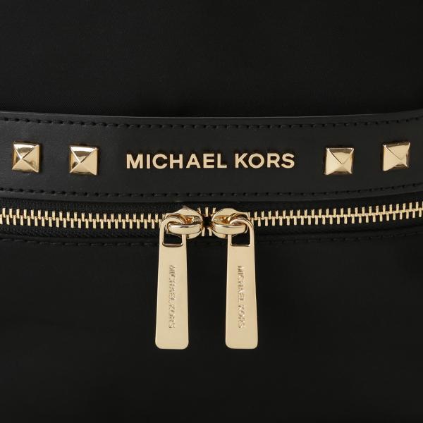 【即納】マイケル コース Michael Kors レディース バックパック・リュック バッグ KENLY MD 35f9gy9b2c BLACK スタッズ|fermart-shoes|05