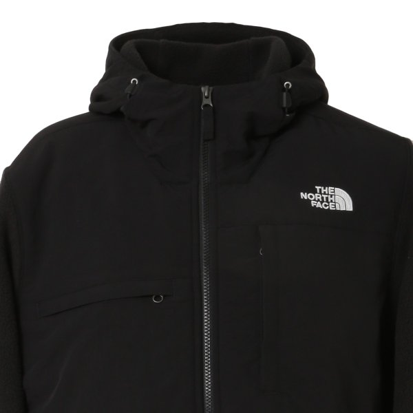 【即納】ザ ノースフェイス The North Face メンズ ジャケット アウター Denali Anorak 2 NF0A3XAVJK31 Black アノラック ロゴ|fermart-shoes|04