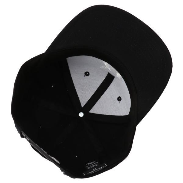 【即納】プリミティブ Primitive ユニセックス キャップ 帽子 CORE DIRTY P SNAPBACK BLACK/WHITE ロゴ スナップバック スナップキャップ|fermart-shoes|06