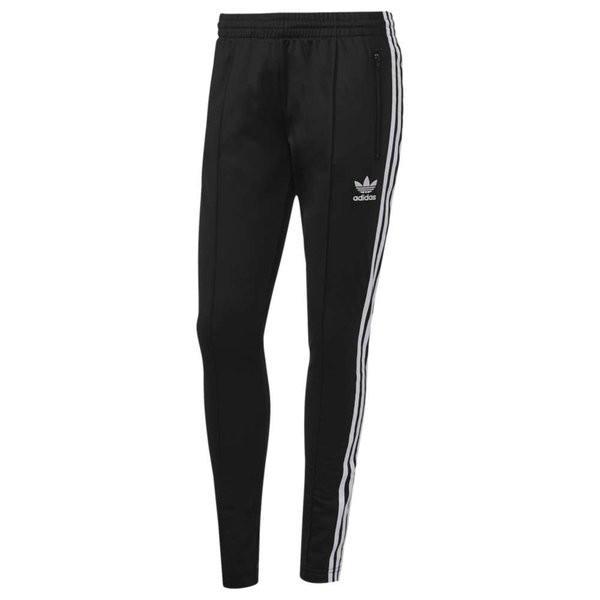 【即納】アディダス adidas Originals レディース スウェット・ジャージ ボトムス・パンツ Supergirl Track Pants Black fermart-shoes