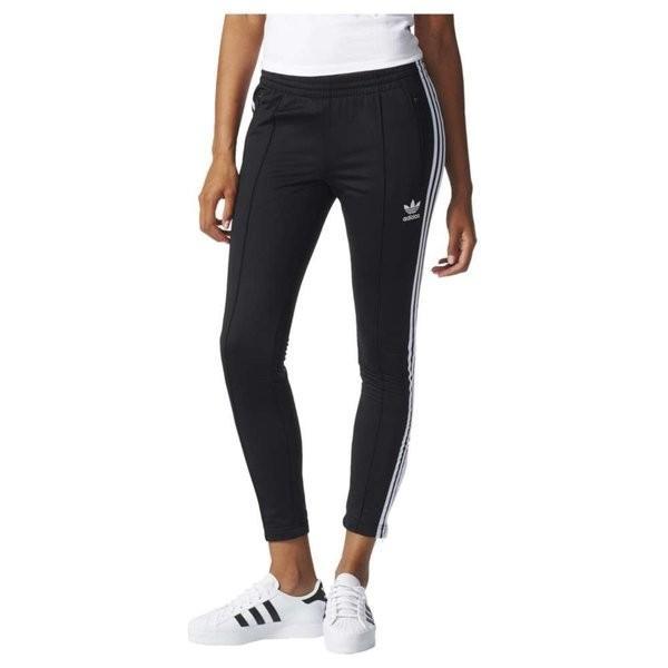【即納】アディダス adidas Originals レディース スウェット・ジャージ ボトムス・パンツ Supergirl Track Pants Black fermart-shoes 02