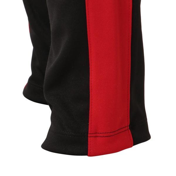 【即納】エピトミ EPTM メンズ スウェット・ジャージ ボトムス・パンツ TRACK PANTS BLACK/RED トラックパンツ 裾ジップ サイドライン|fermart-shoes|07