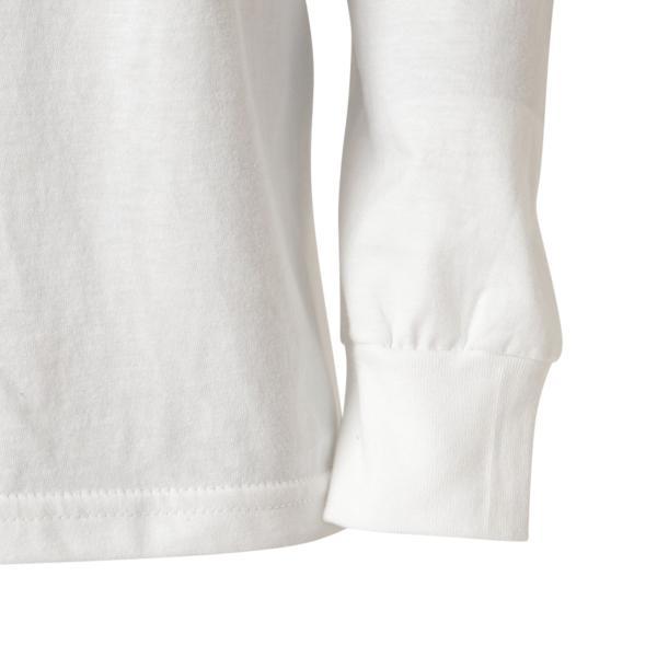 【即納】ルーカ RVCA メンズ 長袖Tシャツ トップス Big Rvca L/S WHITE ロンT ロングT 袖プリント ビッグロゴ|fermart-shoes|07