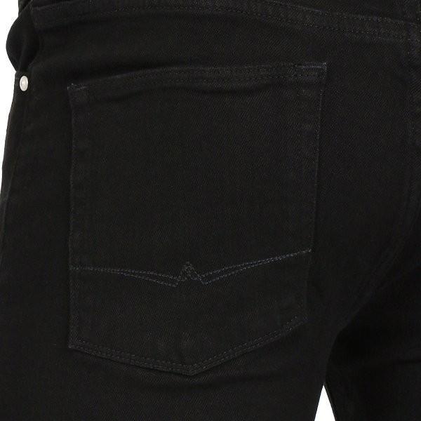 【即納】エイソス ASOS メンズ ジーンズ・デニム ボトムス・パンツ Super Skinny Jeans With Knee Rips Black|fermart-shoes|04