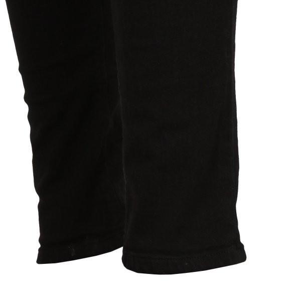 【即納】エイソス ASOS メンズ ジーンズ・デニム ボトムス・パンツ Super Skinny Jeans With Knee Rips Black|fermart-shoes|06