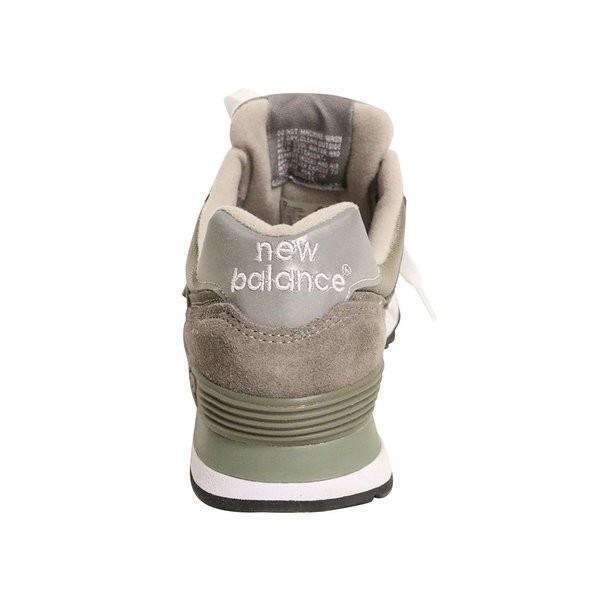【即納】ニューバランス メンズ スニーカー シューズ・靴 M574GS Grey|fermart-shoes|03