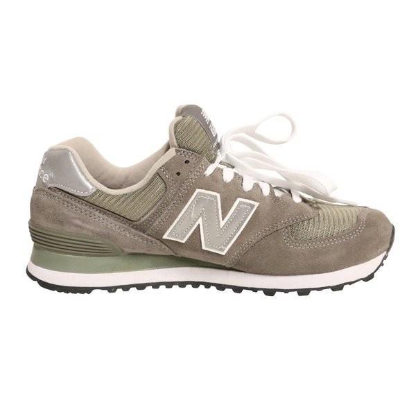 【即納】ニューバランス メンズ スニーカー シューズ・靴 M574GS Grey|fermart-shoes|04