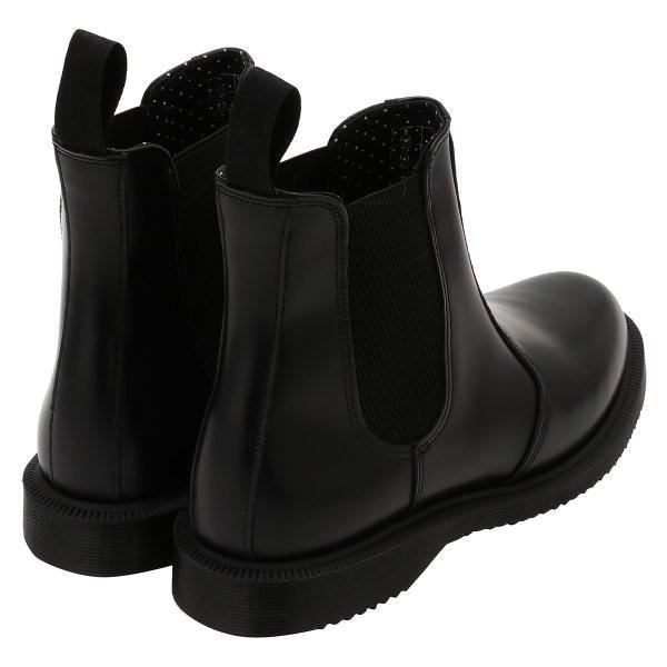 【即納】ドクターマーチン Dr. Martens レディース ブーツ シューズ・靴 FLORA BOOTS BLACK fermart-shoes 02