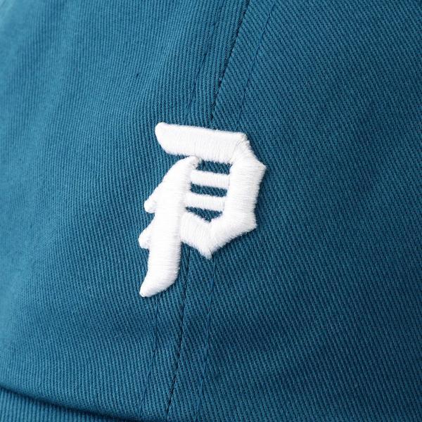 【即納】プリミティブ Primitive ユニセックス キャップ 帽子 MINI DIRTY P DAD HAT HBLU ダッドハット ダッドキャップ ロゴ|fermart-shoes|04