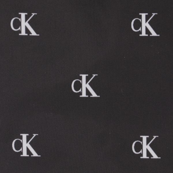 【即納】カルバンクライン Calvin Klein メンズ ジャケット アウター MONOGRAM AOP NYLON Jacket WHITE/BLACK  ロゴ総柄 フード フーディ ハーフジップ|fermart-shoes|05