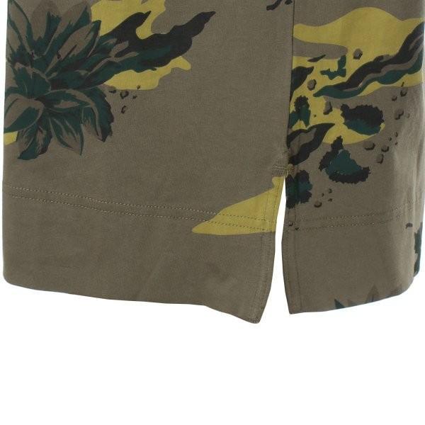 【即納】ナイキ NIKE レディース 長袖Tシャツ トップス ロンT ロングT ロングスリーブ NIKE WOMEN CAMO LS TEE KHAKI|fermart-shoes|05
