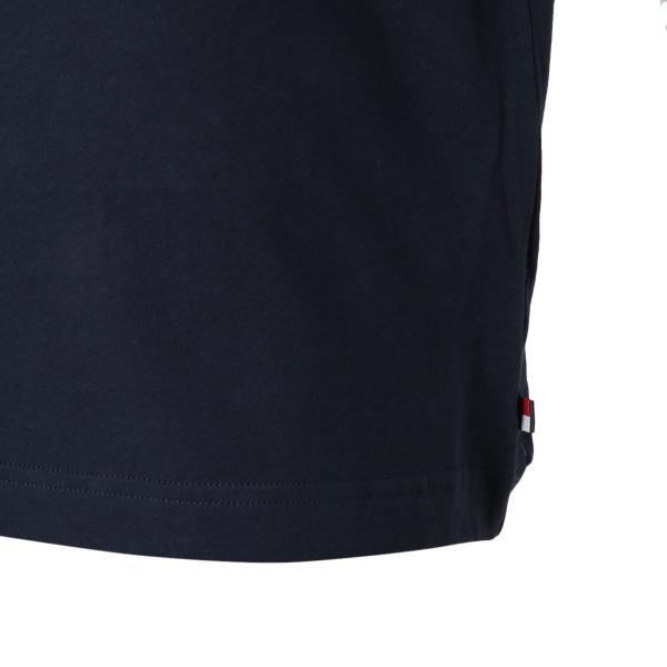 【即納】トミー ヒルフィガー Tommy Hilfiger メンズ Tシャツ トップス CREW NECK TEE DARK NAVY ロゴ クルーネック|fermart-shoes|06