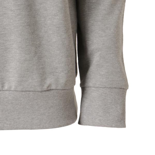 【即納】トミー ヒルフィガー Tommy Hilfiger メンズ 長袖Tシャツ トップス MODERN ESSENTIALS CREW NECK  GRAY HEATHER ロンT ロングT ロゴ プリント|fermart-shoes|07