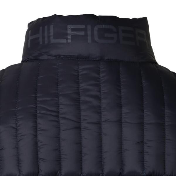 【即納】トミー ヒルフィガー Tommy Hilfiger メンズ ダウン・中綿ジャケット アウター DOWN FILLED PACKABLE MIDNIGHT ロゴ|fermart-shoes|04
