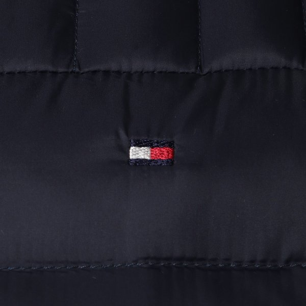 【即納】トミー ヒルフィガー Tommy Hilfiger メンズ ダウン・中綿ジャケット アウター DOWN FILLED PACKABLE MIDNIGHT ロゴ|fermart-shoes|05