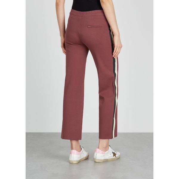 イザベル マラン Isabel Marant Etoile レディース スウェット?ジャージ ボトムス?パンツ Dobbs Striped Stretch-Knit Sweatpants Pink fermart2-store 03