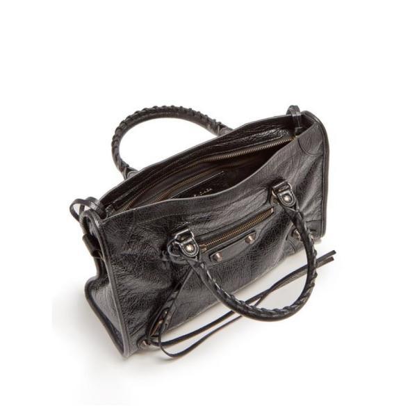 バレンシアガ Balenciaga レディース ショルダーバッグ バッグ Classic City S bag Black