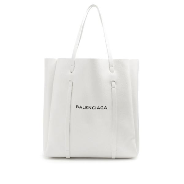 バレンシアガ Balenciaga レディース トートバッグ バッグ Everyday tote M White