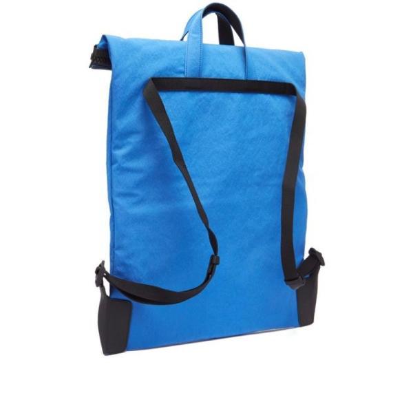 モンクレール 5 Moncler Craig Green メンズ バックパック・リュック バッグ Logo-embossed technical backpack Blue
