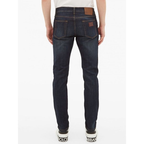 Dolce /& Gabbana Mens Black Casual Pants US 38 IT 54