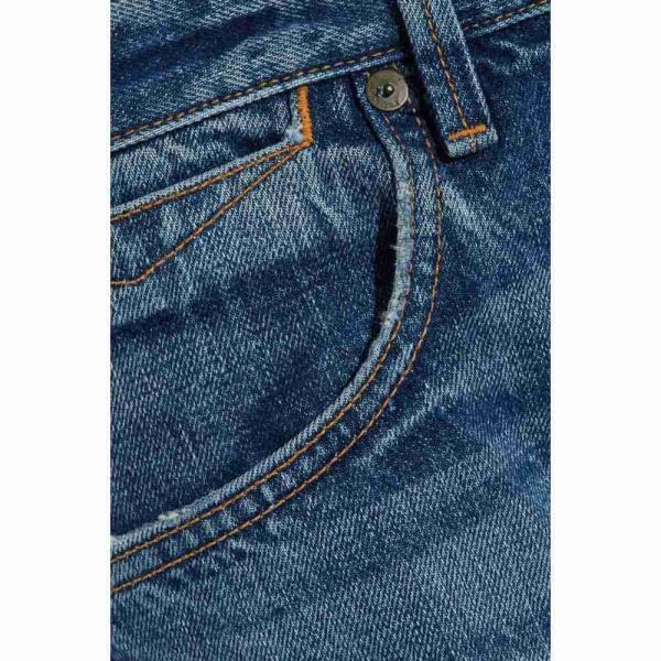 ラグ&ボーン RAG & BONE レディース ジーンズ・デニム ボトムス・パンツ Distressed patchwork boyfriend jeans Mid denim