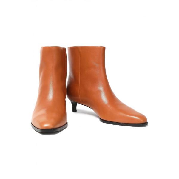 スリーワン フィリップ リム 3.1 PHILLIP LIM レディース ブーツ シューズ・靴 Leather ankle boots Tan