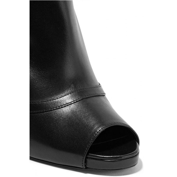 ロジェ ヴィヴィエ ROGER VIVIER レディース ブーツ シューズ・靴 Leather ankle boots Black