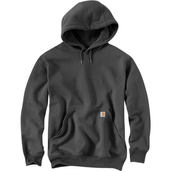 カーハート Carhartt メンズ パーカー トップス paxton heavyweight hooded sweatshirt Black|fermart2-store
