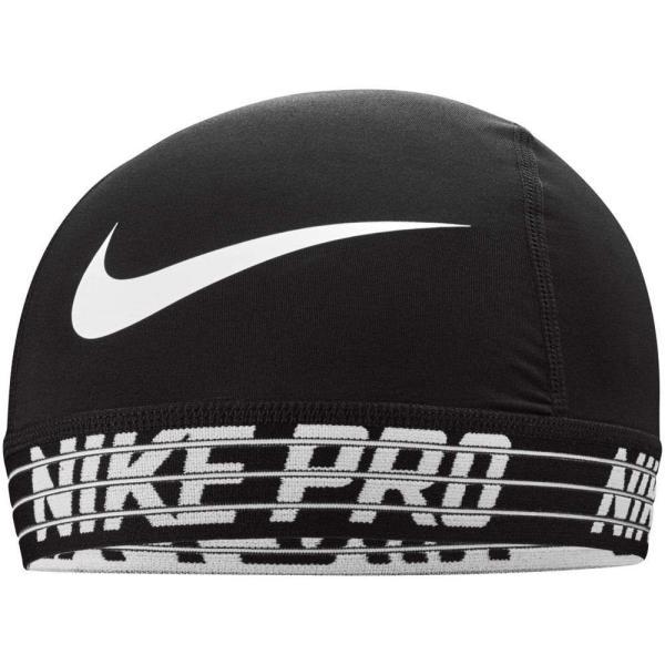 ナイキ Nike ユニセックス キャップ スカルキャップ 帽子 pro skull cap 2.0 Black/White/White|fermart2-store