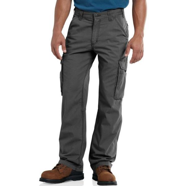 カーハート Carhartt メンズ カーゴパンツ ボトムス・パンツ force tappen cargo pants Gravel fermart2-store