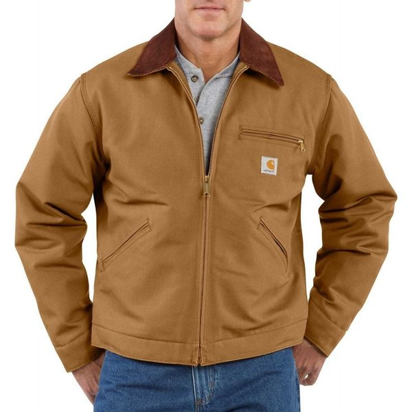 カーハート Carhartt メンズ ジャケット アウター duck detroit jacket Carhartt Brown|fermart2-store|02