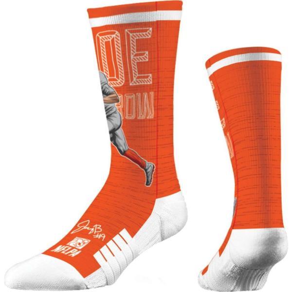 ストライドライン Strideline ユニセックス ソックス インナー・下着 Cincinnati Bengals Joe Burrow Crew Socks